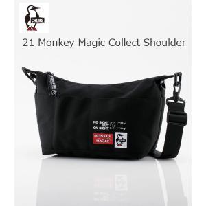 CHUMS チャムス 21 Monkey Magic Collect Shoulder  21モンキーマジックコレクトショルダー CH60-3175|passage-store