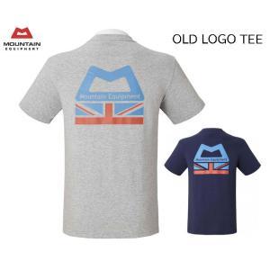 MOUNTAIN EQUIPMENT マウンテンイクイップメント OLD LOGO TEE 半袖 オールドロゴ Tシャツ 425735|passage-store