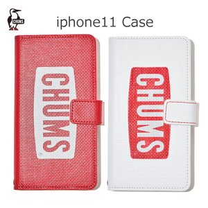 CHUMS チャムス ダイアリーケース フォーアイフォン11 スマホ/PC/携帯ケース CH62-1612 passage-store