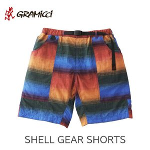 GRAMICCI グラミチ SHELL GEAR SHORTS シェルギアショーツ GUP-21S040 passage-store