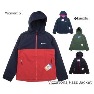 Columbia コロンビア ウィメンズ ナイロンジャケット VIZZAVONA PASS WOMEN'S JACKET PL3198|passage-store