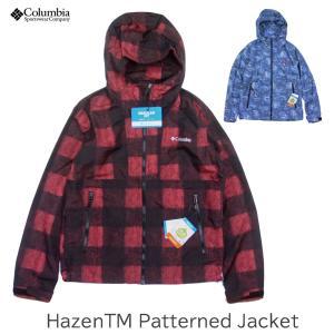 Columbia コロンビア ヘイゼンパターンドジャケット  Hazen Patterned Jacket ユニセックス PM3728 passage-store