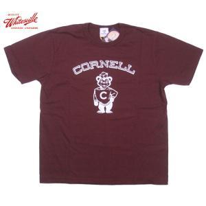 ホワイツビル Whitesville 半袖Tシャツ PRINT S/S T-SHIRT WV78435 東洋エンタープライズ|passage-store