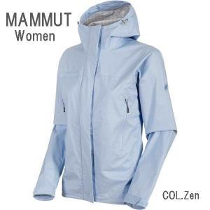 MAMMUT マムート MICROLAYER Jacket AF Women ナイロン 防水 1010-25352 passage-store