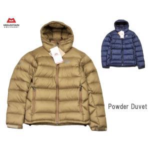 MOUNTAIN EQUIPMENT マウンテン イクイップメント POWDER DUVET ダウンデュベ 425151|passage-store