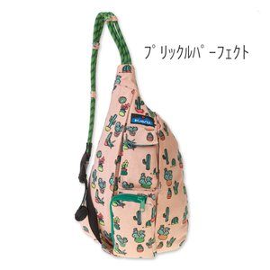 KABU カブー Mini Rope Bag ミニロープバッグ|passage-store