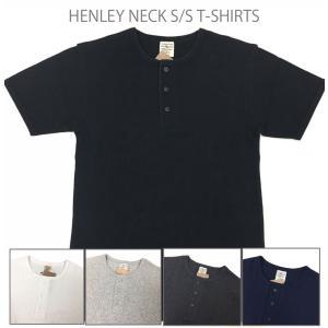 AVIREX アヴィレックス デイリーショートスリーブ ヘンリーネック Tシャツ 6143504|passage-store