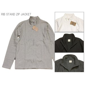 AVIREX アヴィレックス デイリー RIB STAND ZIP JACKETスタンドジップ リブジャケット 6153642 passage-store