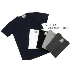 AVIREXアヴィレックス デイリーショートスリーブ Tシャツ クルーネック/Vネック  6143502 6143501|passage-store