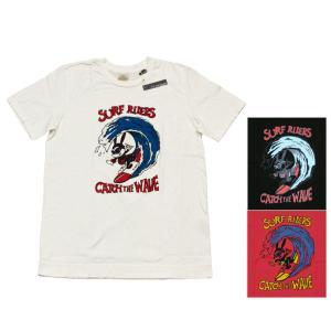 TIGRE BROCANTE ティグルブロカンテ 半袖Tシャツ Surf Naugty S/S T  BP-15-TPO-1|passage-store