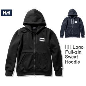 HELLY HANSEN ヘリーハンセン HHロゴ フルジップ スウェットフーディー HH Logo Full-zip Sweat Hoodie HE32060 passage-store