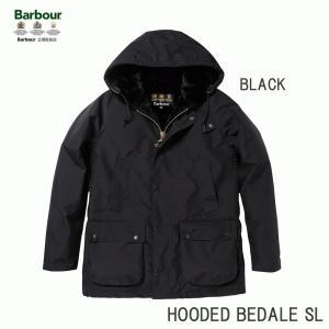 Barbour バブァ HOODED BEDALE SL フーデッドビデイルSL MCA0439 passage-store