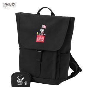 マンハッタンポーテージ  ピーナッツ Manhattan Portage × PEANUTS Washington SQ Backpack JR スヌーピー passage-store