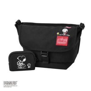 マンハッタンポーテージ Manhattan Portage × PEANUTS Casual Messenger Bag スヌーピー メッセンジャーバッグ passage-store