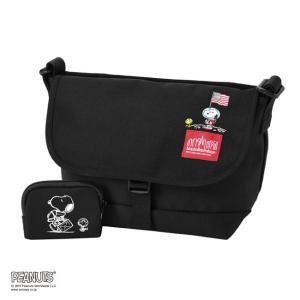 マンハッタンポーテージ Manhattan Portage × PEANUTS Casual Messenger Bag JRS スヌーピー メッセンジャーバッグ passage-store