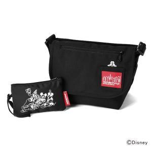 マンハッタンポーテージ Mickey Mouse ミッキーマウス メッセンジャーバッグ Casual Messenger Bag JR ショルダーバッグ MP1605JRMIC19 passage-store