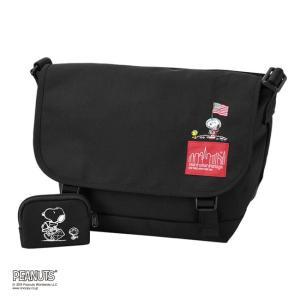 マンハッタンポーテージ Manhattan Portage × PEANUTS Casual Messenger Bag JR スヌーピー メッセンジャーバッグ passage-store