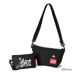 マンハッタンポーテージ Mickey Mouse ミッキーマウス ショルダーバッグ Zuccotti Clutch メンズ レディース MP6020MIC19 passage-store