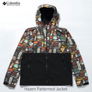 Columbia コロンビア Hazen Patterned Jackt ヘイゼンパターンドジャケット PM0153 passage-store