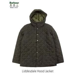 Barbour バブァ Liddesdale Hooded Jacket リッズデイル フーデッド ジャケット SMQ0016 passage-store