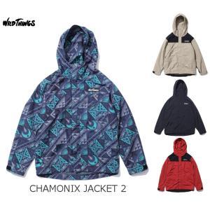 WILD THINGS ワイルドシングス CHAMONIX JACKET 2 シャモニージャケット2 WT19127AP|passage-store