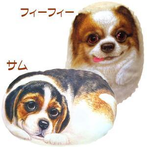 ヘンリーキャット 犬型 クッション 中 全2種 Henry Cats & Friends|passo