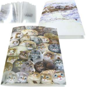 ヘンリーキャット 10Pクリアブック 猫シリーズ 全2種類 Henry Cats & Friends passo