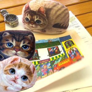 ヘンリーキャット ペーパーウェイト 猫シリーズ 全3種類 Henry Cats & Friends passo