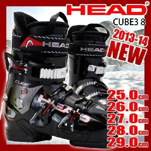 ◆HEAD [ヘッド] CUBE3 8 ◆Last:EC 2200cc  ◆FlexIndex:70...