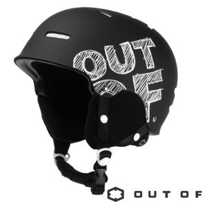 OUT OF アウトオブ スノーヘルメット 18-19 WIPEOUT
