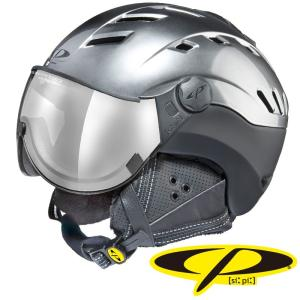 CP シーピー スノーヘルメット CAMURAI CR MVB CPC1904