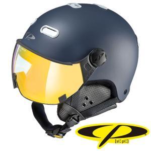CP シーピー スノーヘルメット CARACHILLO DBW CPC1922