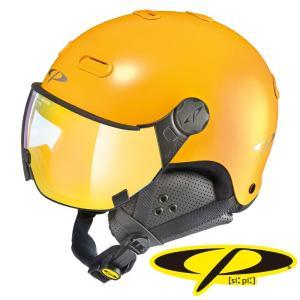 CP シーピー スノーヘルメット CARACHILLO MIZ CPC1923