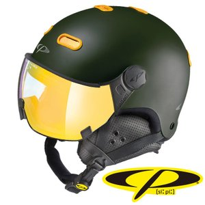CP シーピー スノーヘルメット CARACHILLO VCM CPC1924