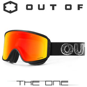 OUT OF スノーゴーグル 18-19 SHIFT W9G5006 BLACKBOARD - THE ONE FUOCO