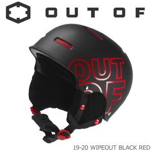 WIPEOUT BLACK RED