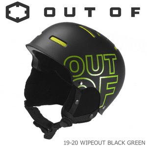 WIPEOUT BLACK GREEN