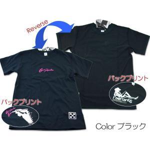 【レビューを書いて送料無料】2面シャツ FIVE POINTS★メンズ リバーシブルTシャツ M〜XL(FKJ-98017)【送料無料】 passo