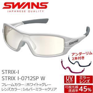 SWANS サングラス STRIX I-0712SP W