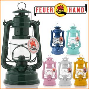 FEUERHAND(フュアハンド)ドイツ製ランタン ベイビースペシャル276 灯油で灯すランタン|passo