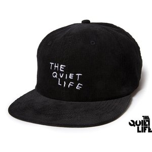 THE QUIET LIFE x NATHAN BELL NATHAN SCRATCH RELAXED SNAPBACK BLACK クワイエットライフ ネイサン スクラッチ 17HOL-4113|passover