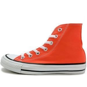 CONVERSE ALL STAR IVA CURETEX HI ORANGE/WHITE コンバース オールスター キュアテックス ハイ オレンジ ホワイト 32069413|passover