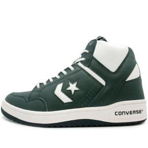 CONVERSE WEAPON 86 HI GREEN/WHITE コンバース ウエポン ハイ グリーン ホワイト 32649264|passover