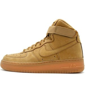NIKE AIR FORCE 1 HIGH LV8 GS FLAX ナイキ エアフォース1 ハイ フラックス 807617-200|passover