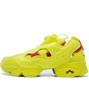 REEBOK INSTA PUMP FURY OG DIVISION PACK PACKER EXCLUSIVE HYPERGREEN/RED リーボック インスタポンプフューリー ディビジョンパック AR3497|passover