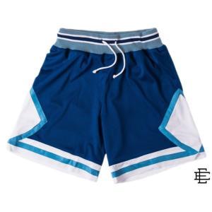 ERIC EMANUEL EE NYC JAM SHORTS BLUE/WHITE エリック エマニュエル ニューヨーク ジャムショーツ ブルー ホワイト|passover
