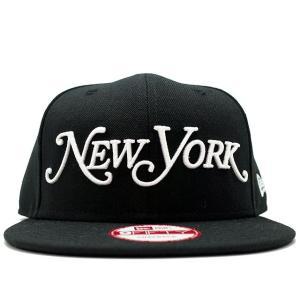 NEW ERA x NEW YORK MAGAZINE 9FIFTY SNAP BACK BLACK ニューエラ ニューヨークマガジン スナップバック ブラック passover