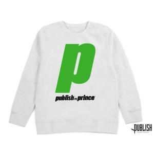 PUBLISH BRAND x PRINCE VERSUS P CREWNECK WHITE パブリッシュブランド プリンス バーサス クルーネック ホワイト P1710015-WHITE|passover