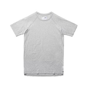 期間限定ポイント10倍 ASICS x REIGNING CHAMP SHORT SLEEVE TEE HEATHER GREY|passover