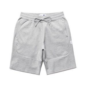 期間限定ポイント10倍 ASICS x REIGNING CHAMP SWEAT SHORT GREY|passover